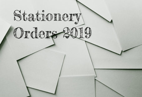 Year 7 and 8 Stationery Packs (2019)